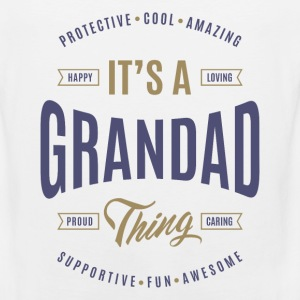 Grandad Tees Perfect Gifts - Men's Premium Tank