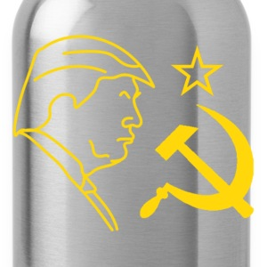 Trump Hammer and Sickle T-Shirts - Water Bottle