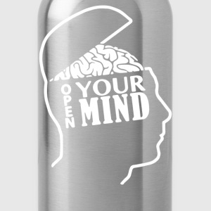 open your mind - Water Bottle