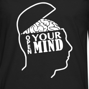 open your mind - Men's Premium Long Sleeve T-Shirt
