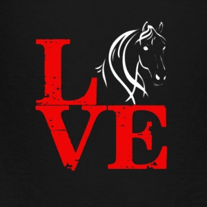 LOVE HORSES - Toddler Premium T-Shirt