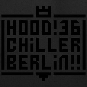 8 Bit Hood Chiller Berlin Nerd T-Shirts - Eco-Friendly Cotton Tote