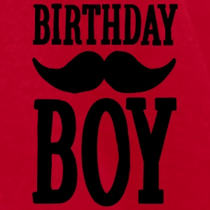 Birthday Boy Hipster Mugs & Drinkware - Men's T-Shirt by American Apparel