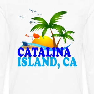 catalina_island_ - Men's Premium Long Sleeve T-Shirt
