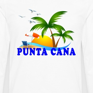 punta_cana_ - Men's Premium Long Sleeve T-Shirt