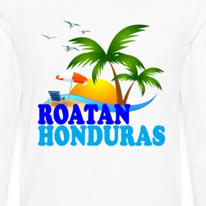 roatan_bahamas_ - Men's Premium Long Sleeve T-Shirt