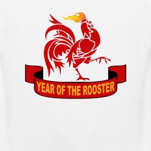 year_of_the_rooster_ - Men's Premium Tank