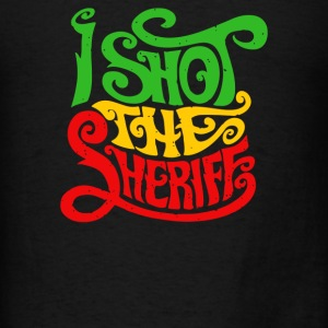 I Shot the Sheriff - Men's T-Shirt