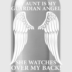 My Aunt Is My Guardian Angel T-Shirts - Water Bottle