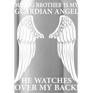My Big Brother Is My Guardian Angel T-Shirts - Water Bottle