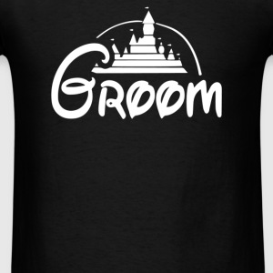 Groom Disney - Men's T-Shirt