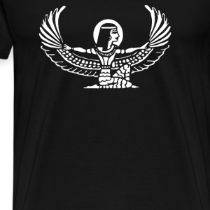 Goddess Isis Egyptian - Men's Premium T-Shirt