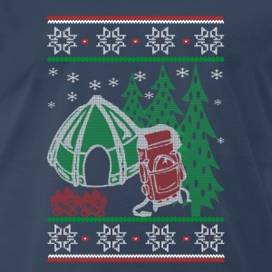 Camping Christmas - Men's Premium T-Shirt