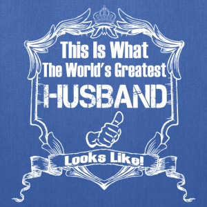 Worlds Greatest Husband Looks Like T-Shirts - Tote Bag