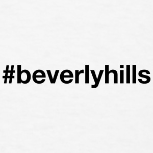BEVERLY HILLS - Men's T-Shirt
