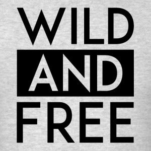 WILD AND FREE Sportswear - Men's T-Shirt