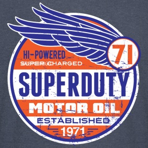 Super Duty Oil - Vintage Sport T-Shirt