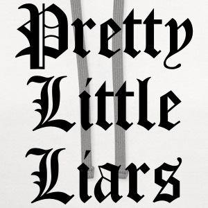 Pretty little liars T-Shirts - Contrast Hoodie