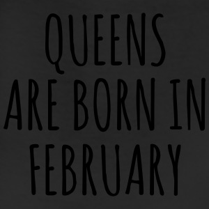 Queen are born in Febrauary T-Shirts - Leggings