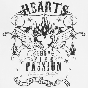 hearts passion - Adjustable Apron