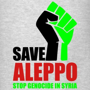 SAVE ALEPPO Hoodies - Men's T-Shirt