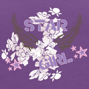 star_girl - Women's Premium Tank Top
