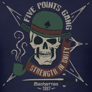 Five_Points_Gang - Men's T-Shirt
