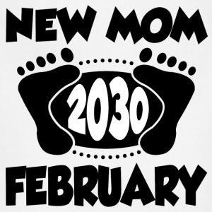FEB MOM 2030 1.png T-Shirts - Adjustable Apron