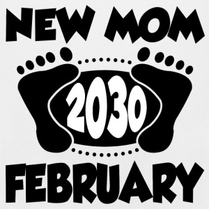 FEB MOM 2030 1.png T-Shirts - Men's Premium Tank