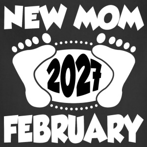 FEB MOM 2027 111.png T-Shirts - Adjustable Apron