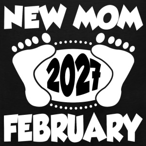 FEB MOM 2027 111.png T-Shirts - Men's Premium Tank