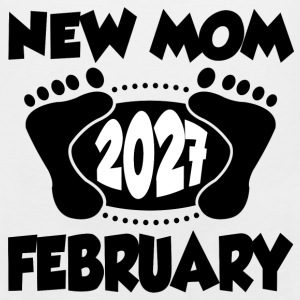 FEB MOM 2027 22.png T-Shirts - Men's Premium Tank