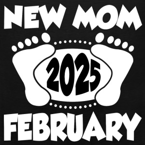 FEB MOM 2025 11.png T-Shirts - Men's Premium Tank