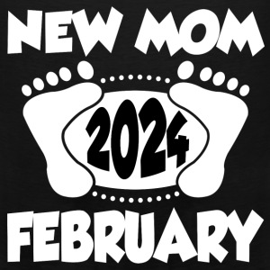 FEB MOM 2024 222.png T-Shirts - Men's Premium Tank
