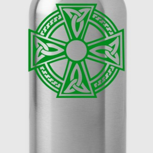celtic logo - Water Bottle