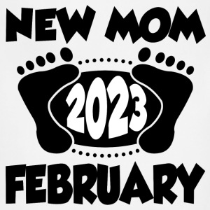 FEB MOM 2023 22.PNG T-Shirts - Adjustable Apron