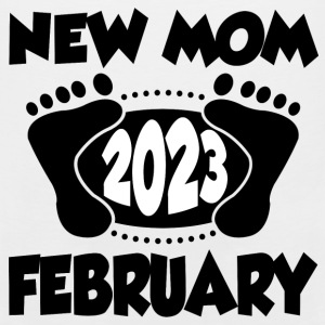 FEB MOM 2023 22.PNG T-Shirts - Men's Premium Tank