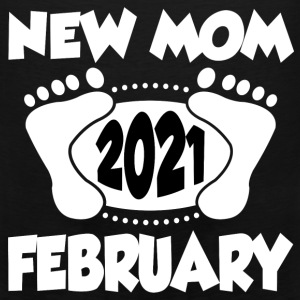 FEB MOM 2021 111.png T-Shirts - Men's Premium Tank
