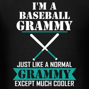 I'M A Baseball Grammy Just Like A Normal Grammy Long Sleeve Shirts - Men's T-Shirt