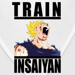 Train Insaiyan - Bandana
