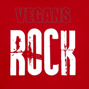 VEGANS ROCK - Short Sleeve Baby Bodysuit