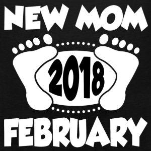 FEB MOM 2918 222.png T-Shirts - Men's Premium Tank