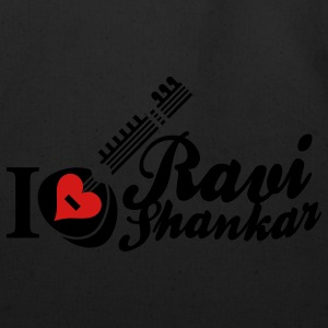I LOVE RAVI SHANKAR & SITAR Hoodies - Eco-Friendly Cotton Tote