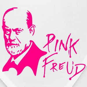 PINK FREUD High Quality Printing for Clear Colors Accessories - Bandana
