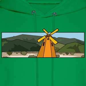 Windmill Holland Hills T-Shirts - Men's Hoodie