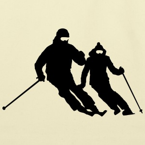 ski Baby & Toddler Shirts - Eco-Friendly Cotton Tote