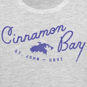 Cinnamon Bay US Virgin Islands T-Shirt - Men's Premium Tank
