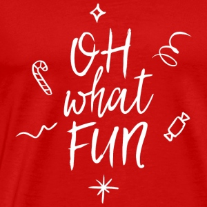 Oh what fun Sportswear - Men's Premium T-Shirt