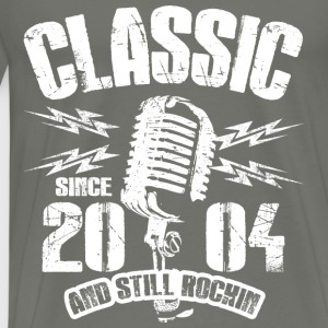 Classic Since 2004 and Still Rockin' - Men's Premium T-Shirt
