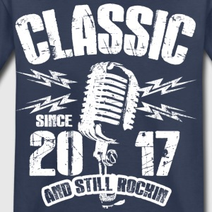 Classic Since 2017 and Still Rockin' - Toddler Premium T-Shirt